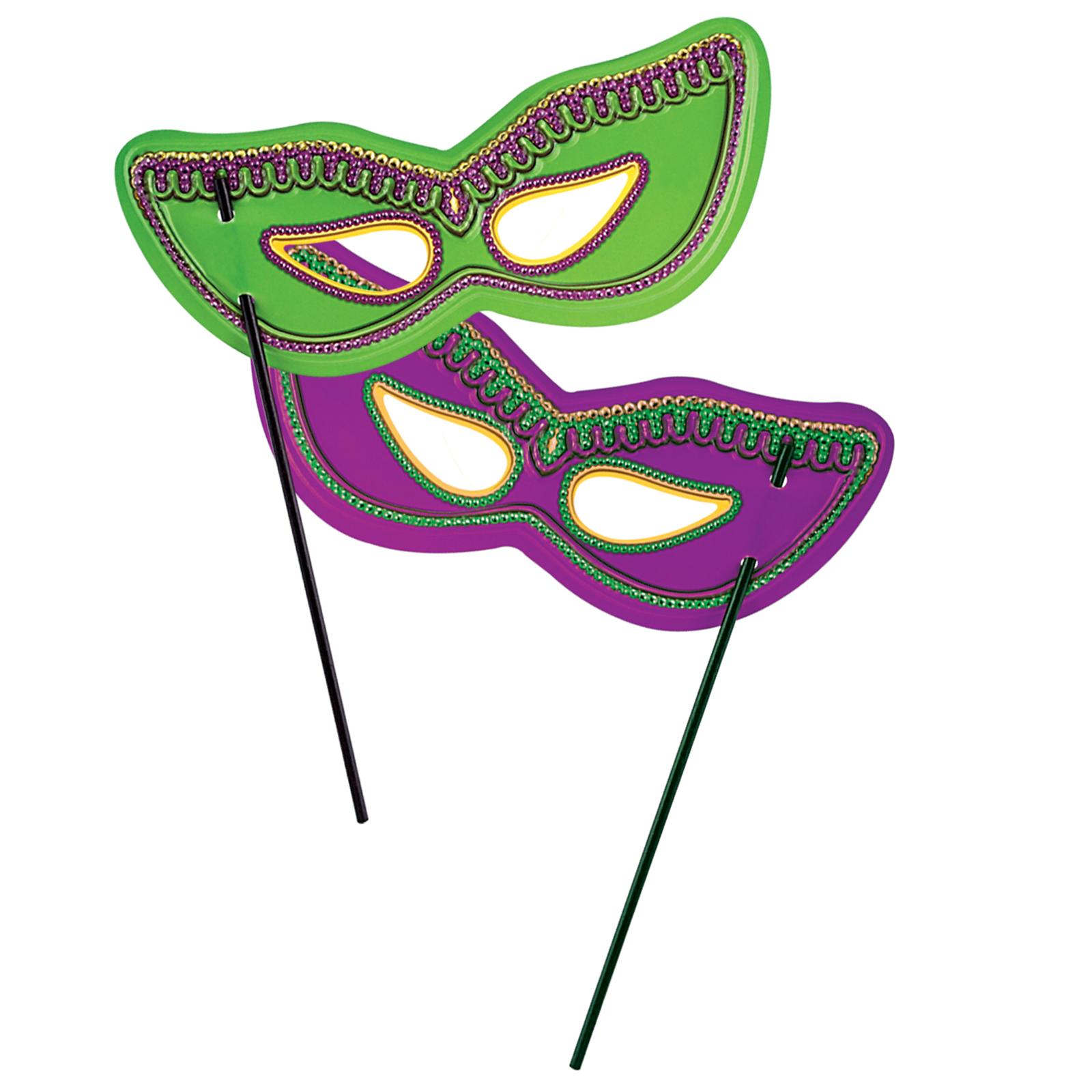 Pictures Mardi Gras Masks.