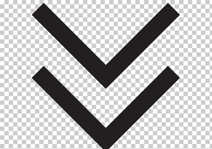 Arrow Symbol Icon, Down Arrow Pic, black 2.