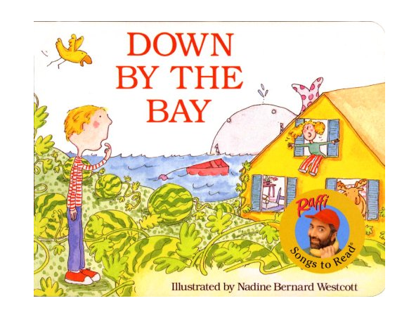 Down By The Bay: Words To One Of Our Favorite Silly Sing.