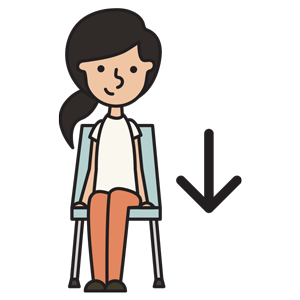 Sitting down clipart clipart images gallery for free download.