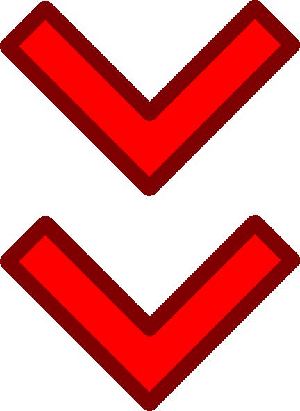 Cartoon Arrow Clipart.