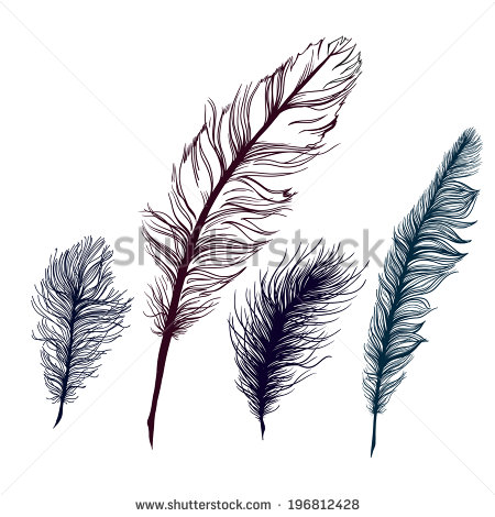Down Feathers Clipart (38+).