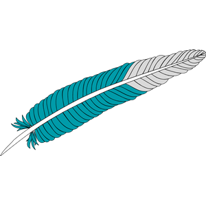 feather 02 clipart, cliparts of feather 02 free download (wmf, eps.