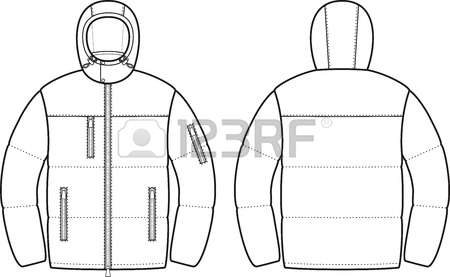 577 Down Jacket Stock Illustrations, Cliparts And Royalty Free.