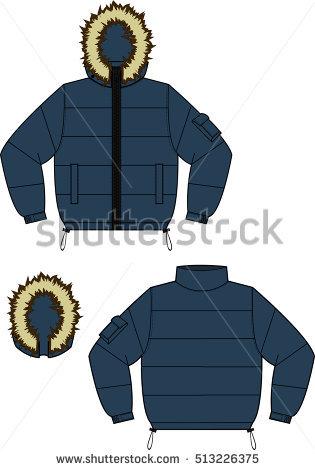 Down Jacket Banco de imágenes. Fotos y vectores libres de derechos.
