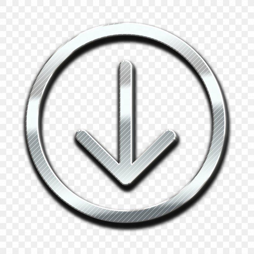 Arrow Icon Arrow Circle Icon Arrow Down Icon, PNG.
