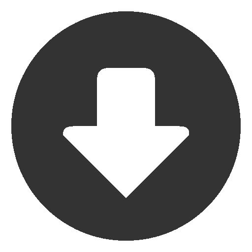 Arrow Down Icon Free #6701.