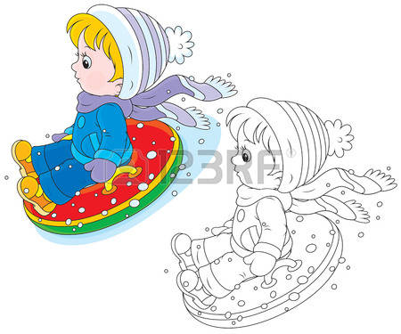 103 Children Slide Down Stock Illustrations, Cliparts And Royalty.