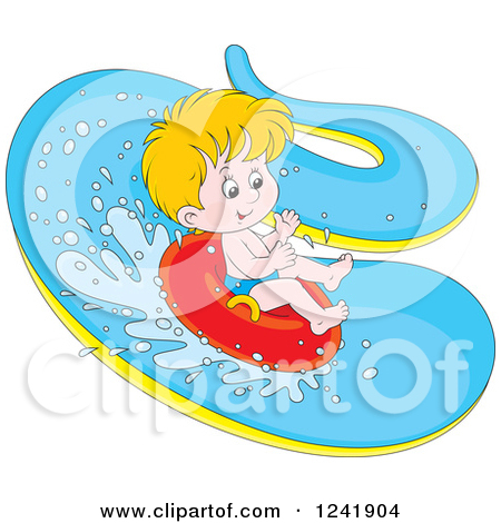 Clay Sculpture Clipart Swimming Girl In A Bathing Suit And Pink.