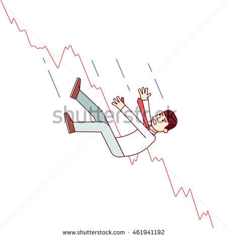 Downfall Stock Photos, Royalty.