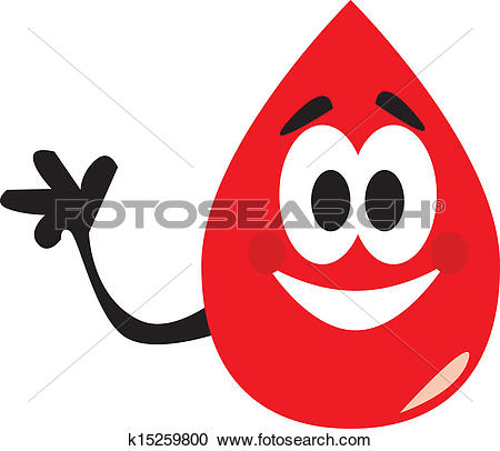 Clipart of Donate blood here k15259800.