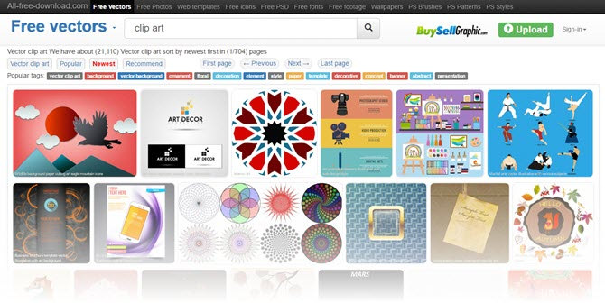 The Best Websites for Free Clipart Downloads.