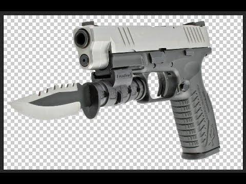 Free Download {43} Guns & knife PNG for Photoshop Zip File link in  description.