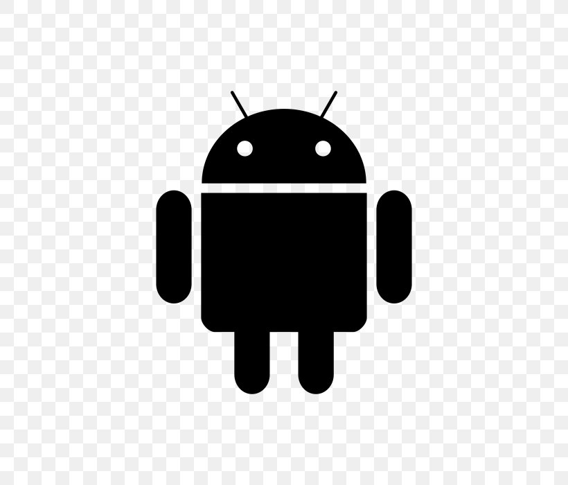 Android Icon Design Clip Art, PNG, 700x700px, Android, Black.