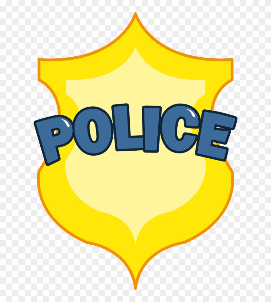 Police Badge Clipart.