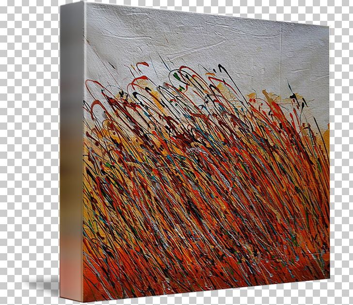 Gallery Wrap Modern Art Canvas Winter Wheat PNG, Clipart.