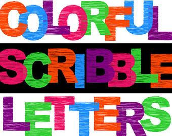 Download Clip Art Letters.