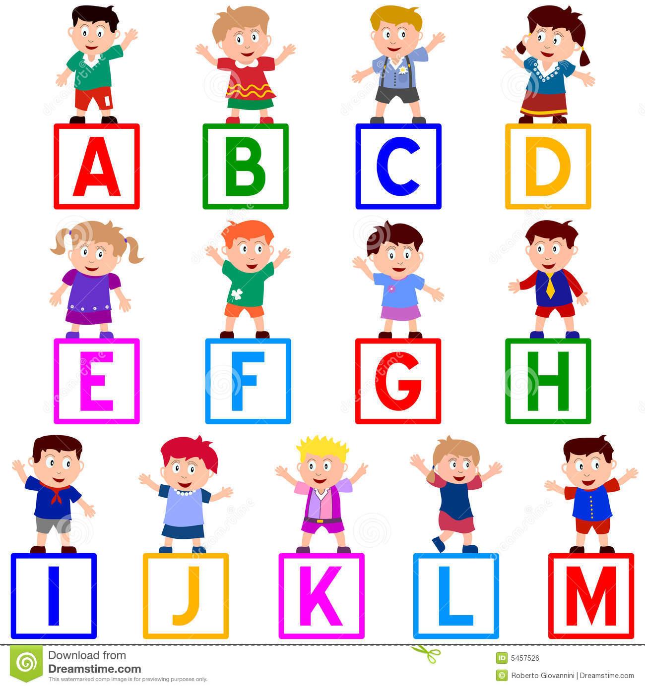 Alphabet Clipart Free Download.