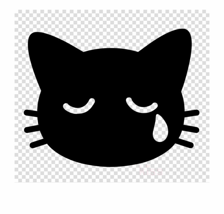 Cat Emoji Android Clipart Cat Emoji Android , Png Download.