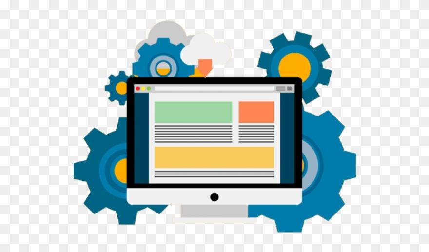 Web Development Clipart Technology Development.