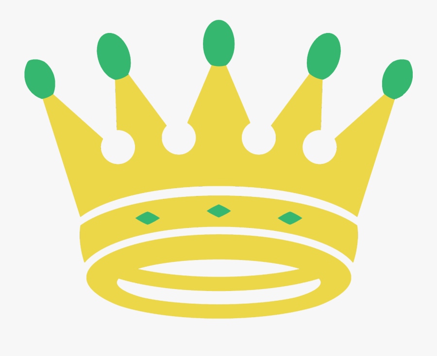 Black And White King Crown Clipart , Png Download.
