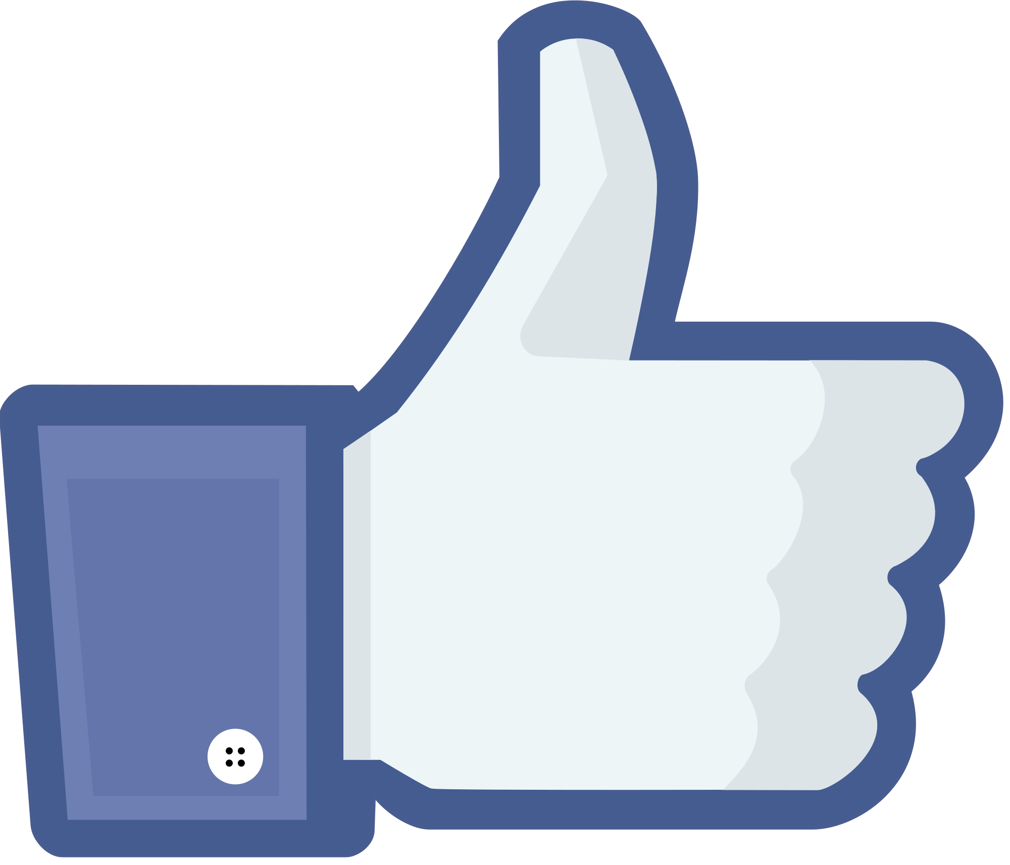 Download Facebook Like Clipart HQ PNG Image.