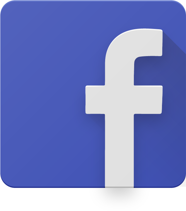 Facebook Icon For Fluid.
