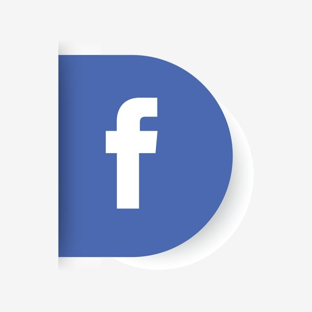 Facebook Logo Icon, Facebook Logo, Facebook Icon, Icon PNG.