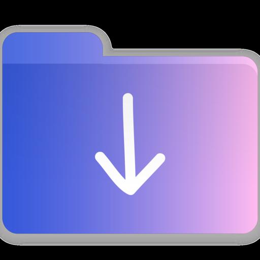 Download, folder Icon Free of Gradient Folders.