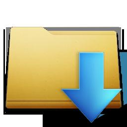 download folder png image.