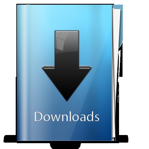 Download Folder Icon.
