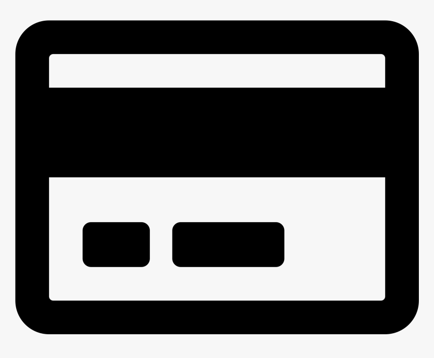 Font Awesome Card Icon Clipart , Png Download.