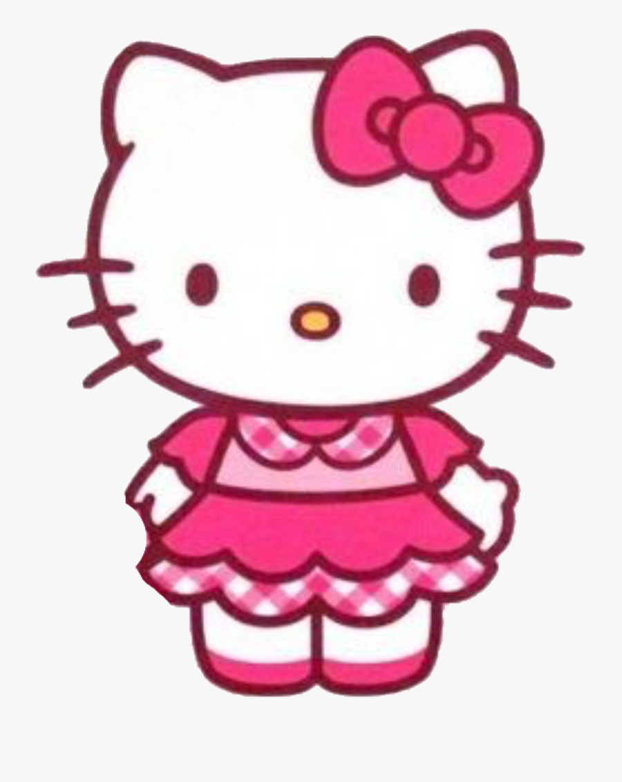 Gambar Hello Kitty Vector is a free transparent background.