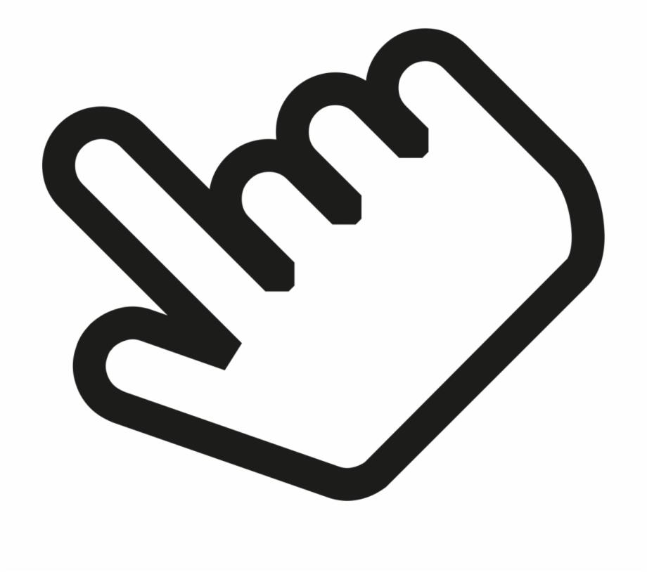 Hand Cursor Png Pic.