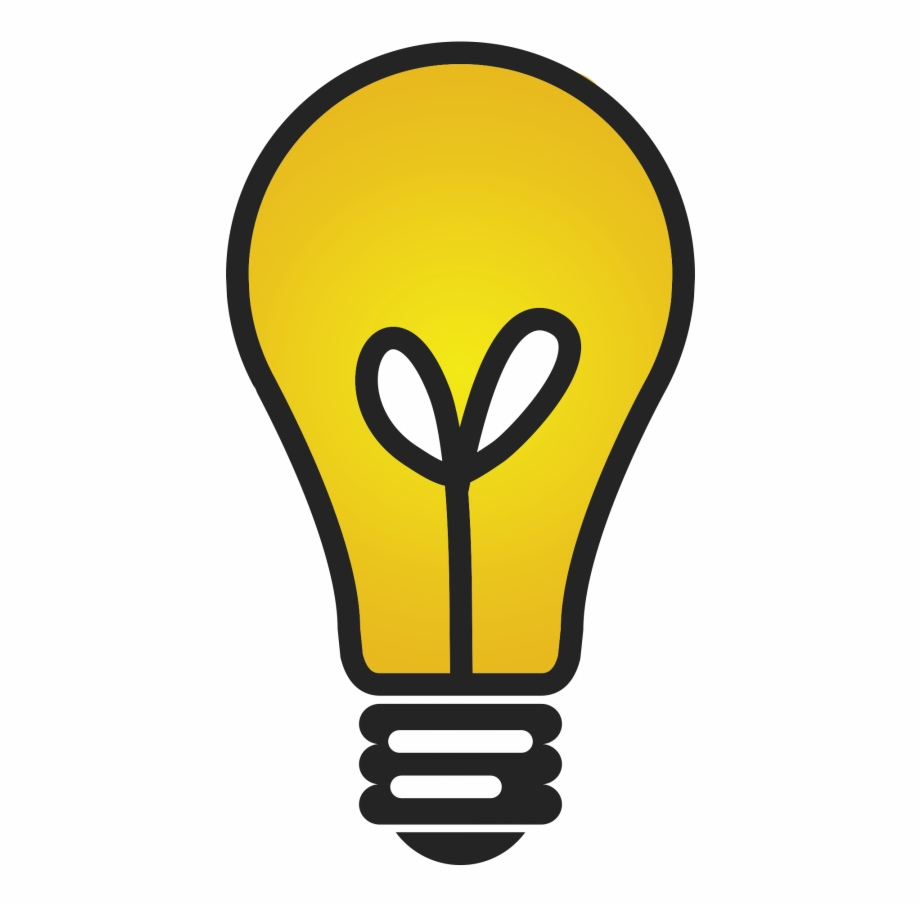 Free Download Bright Bulb Vector Png Icon Transparent.