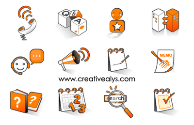 Funky Internet Icon Pack Clipart Picture Free Download.