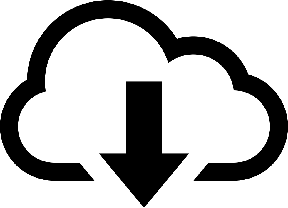 Download From Cloud Svg Png Icon Free Download (#51607.