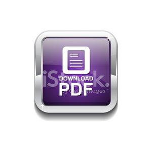 Download Pdf Purple Vector Icon Button Clipart Image.