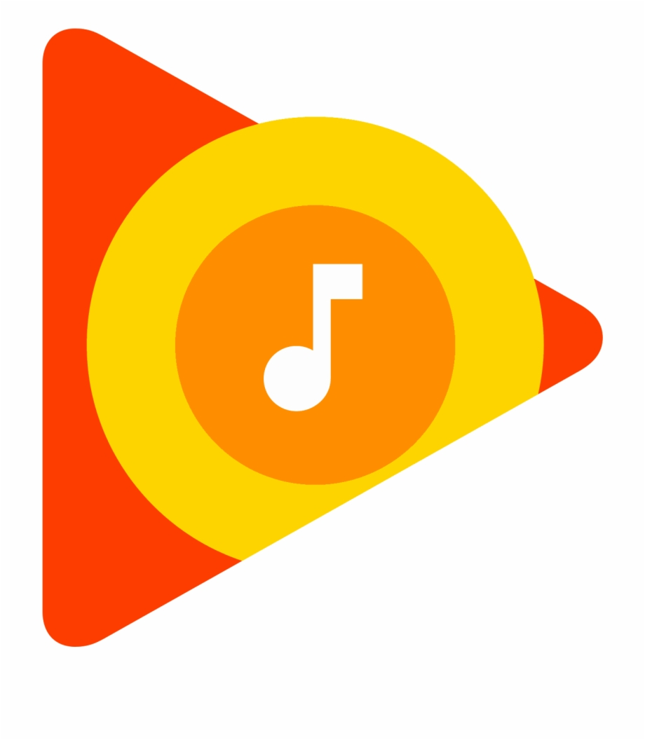 Google Play Music Png.