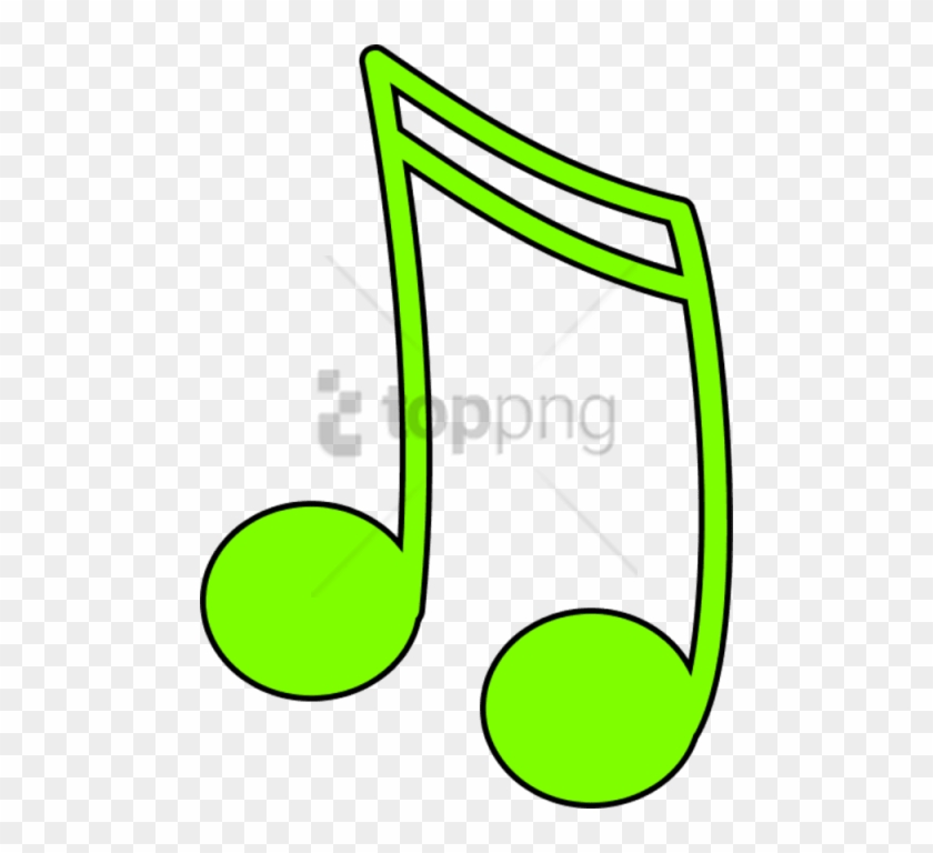 Free Png Colorful Music Note Png Png Image With Transparent.