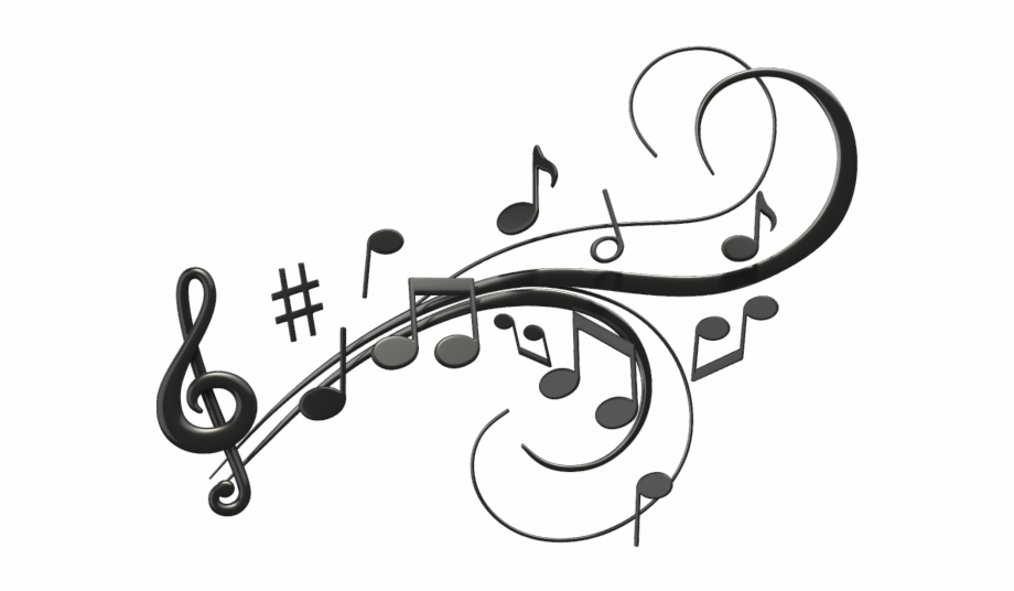 Png Music Notes Transparent.