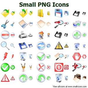Small Icon Png #44254.