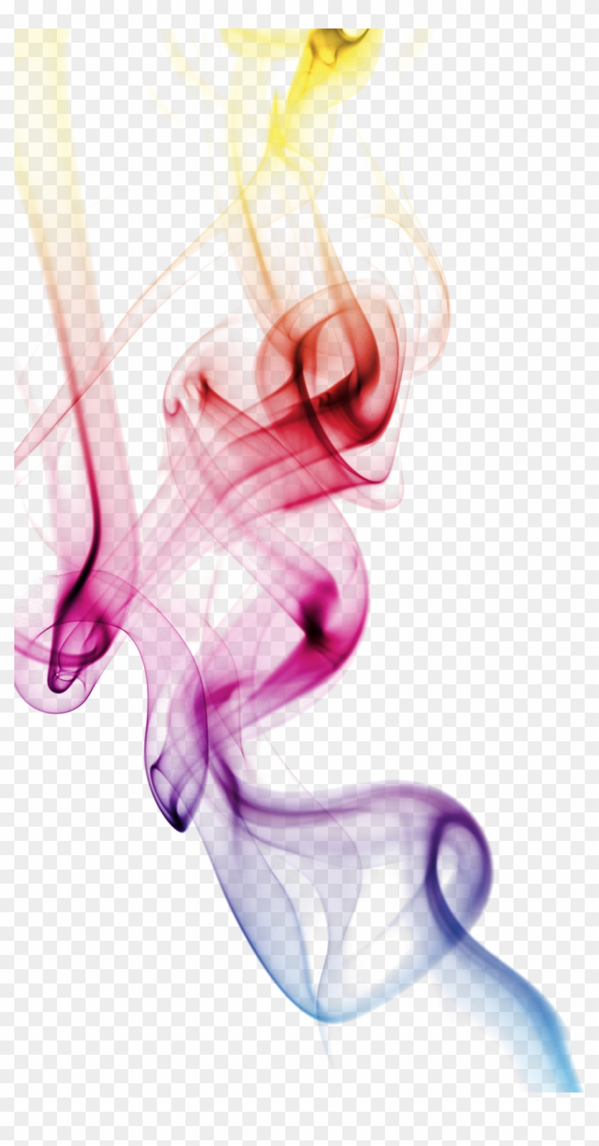 smoke #rainbow #effect #ftestickers #stickers #autocollants.