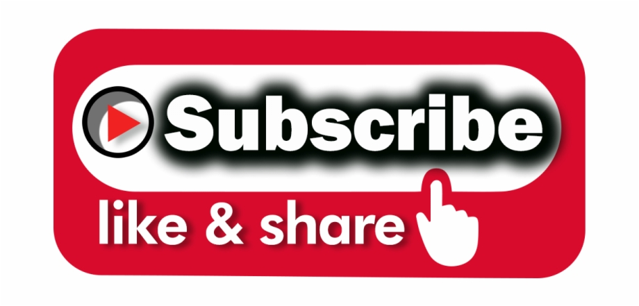 Free Download Png Subscribe Button High Quality Image.