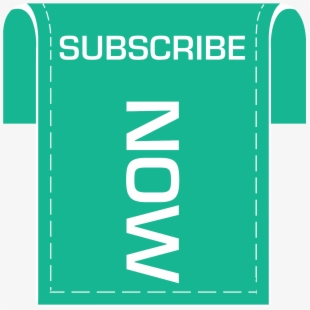 Youtube Subscribe Button Png File.
