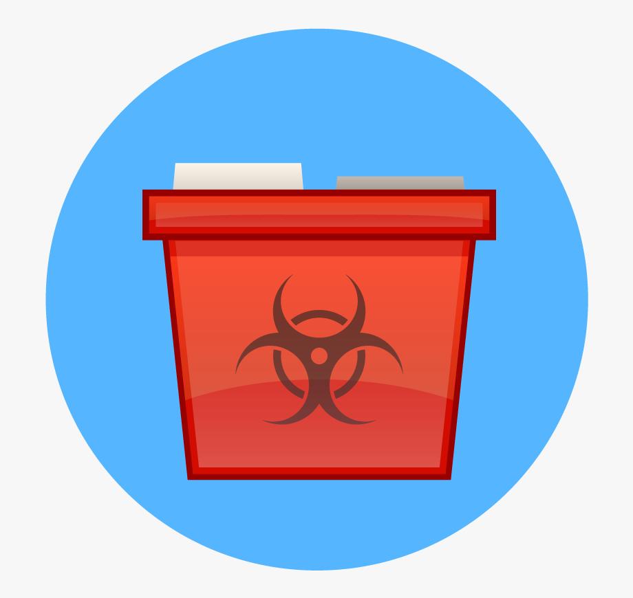 Biohazard Symbol Clipart , Png Download.