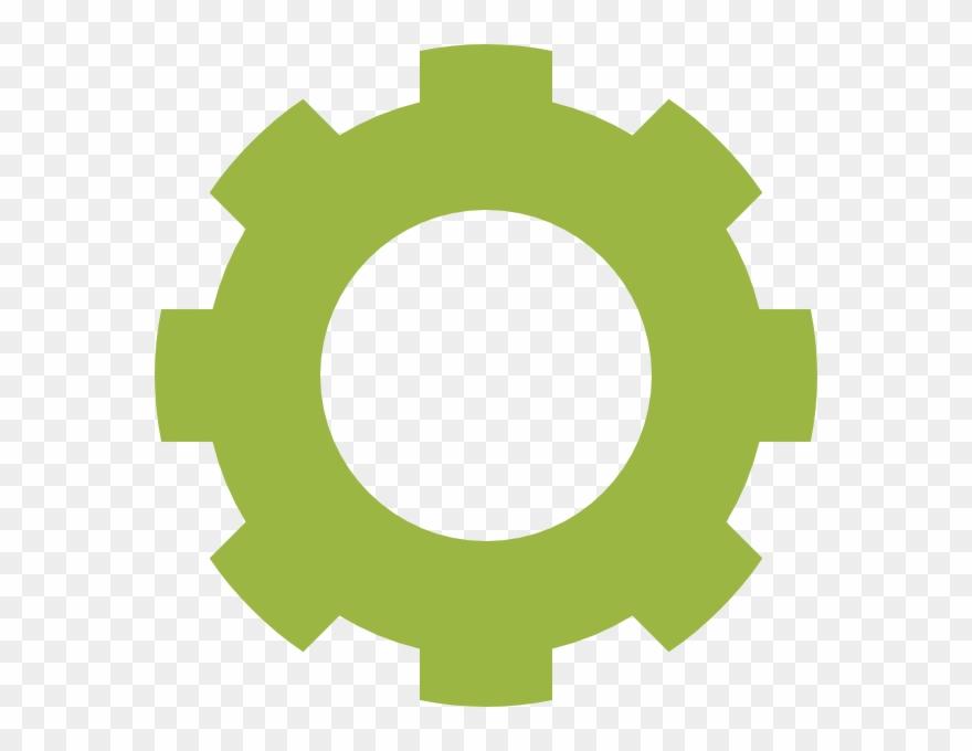 Clipart Gear Transparent Background.