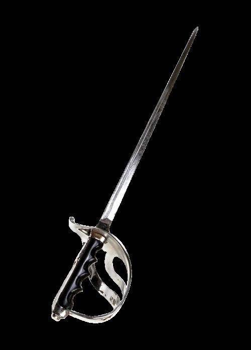 Sword Transparent PNG Image.