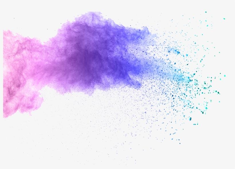 Image Free Transparent Splash Watercolor.