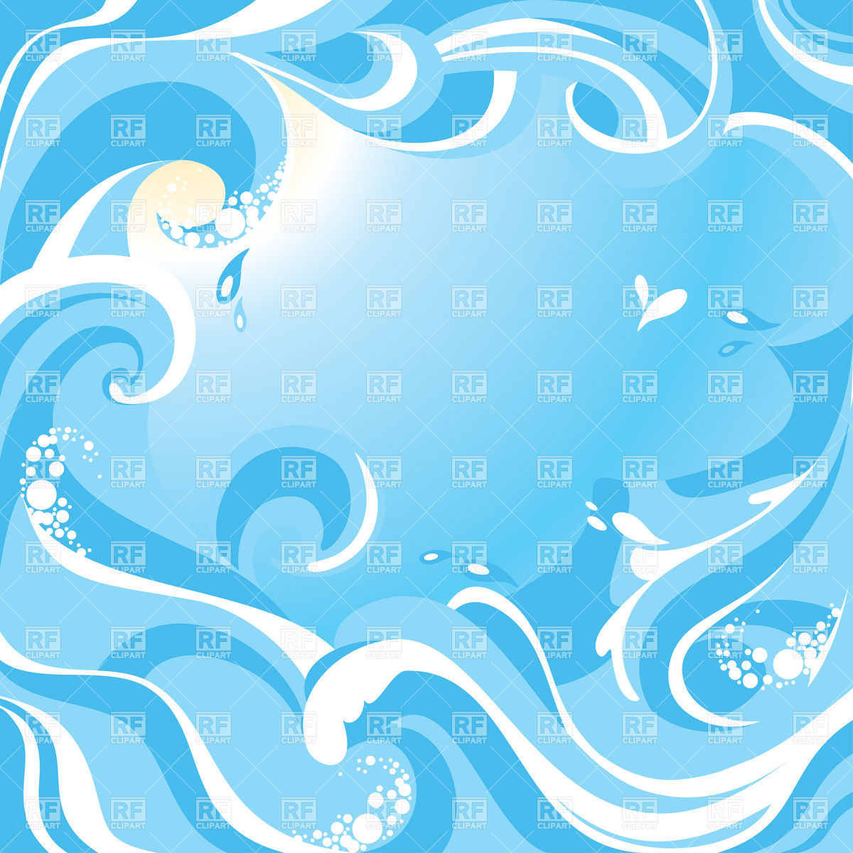 Water clipart hd download.
